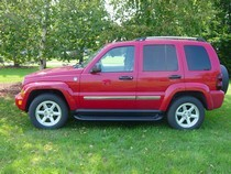 Jeep Liberty Running Boards At Andy S Auto Sport