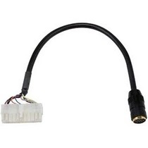 1987-1990 Mercury Capri PAC Cable for AUX-BOX2 to connect to Audi Vehicles