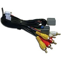 1966-1976 Jensen Interceptor PAC Overhead LCD Retention Cable for General Motors Vehicles With Rear Seat Entertainment