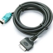 1966-1976 Jensen Interceptor PAC iPod to Alpine Hi-Speed Cable