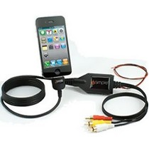 2008-9999 Smart Fortwo PAC iSimple Audio & Video Interface Cable for iPod