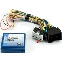 1987-1995 Isuzu Pick-up PAC Navigation Unlock Interface