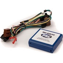 1967-1970 Pontiac Executive PAC Navigation Unlock Interface