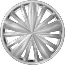 1973-1979 Datsun Datsun_Truck Pacific Rim Chrome Wheel Skins - Complete Set - Shelby Style - 14""