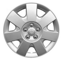 1993-1993 Ford Thunderbird Pacific Rim Chrome Wheel Skins - Complete Set - Seahawk Style - 15""