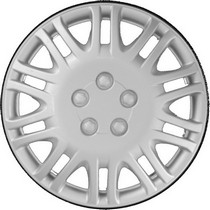 1974-1976 Ford Elite Pacific Rim Chrome Wheel Skins - Complete Set - Longhorn Style - 15""
