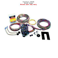 1955-1957 Bel Air Base, 1955-1957 Two-Ten Series Base Painless 18 Circuit Harness Assembly