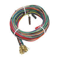 1969-1970 pontiac tempest base, custom, 1969-1972 buick skylark base, ·  painless engine wire harness