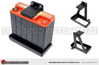 06-Up Fit Password:JDM Re-location Kit for Battery - (Manual Transmission)