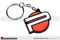 2006-9999 Mercedes CLS-Class Password JDM Key Chains - Rubber Key Holder