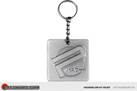 2006-9999 Mercedes CLS-Class Password JDM Key Chains - Metal Key Holder