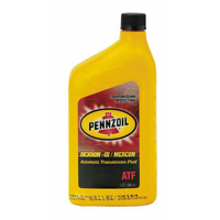1995-1999 Dodge Neon Pennzoil Auto Transmission Fluid - CS12