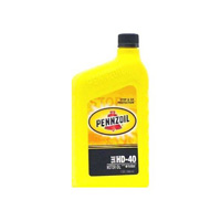 1996-2000 Plymouth Voyager Pennzoil Motor Oil - HD40 CS12