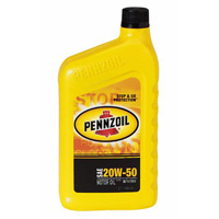 1995-1999 Dodge Neon Pennzoil Motor Oil - 20W50 CS12