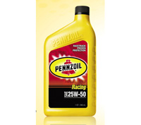 1995-1999 Dodge Neon Pennzoil Racing Oil - 25W50 CS12
