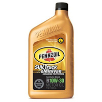 1996-2000 Plymouth Voyager Pennzoil Synthetic Blend - 10W30 CS6