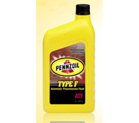 All Jeeps (Universal), All Vehicles (Universal), Universal Pennzoil Auto Transmission Fluid - Type F CS12