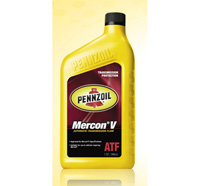 1996-2000 Plymouth Voyager Pennzoil Auto Transmission Fluid - Mercon V CS12