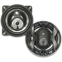 "2007-9999 Saturn Aura Performance Teknique 4"" 3-Way Coaxial Speakers"