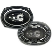 "2007-9999 Saturn Aura Performance Teknique 6""x 9"" 4-Way Coaxial Speakers"