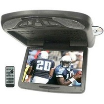"1995-1999 Chevrolet Cavalier Performance Teknique 12.5"" Monitor, Wide Screen, DVD, USB, SD, IR Transmitter, FM Modulator, NTSC/PAL (Grey)"