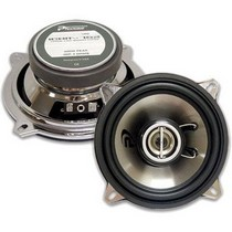 "2007-9999 Saturn Aura Performance Teknique 300W 4"" 2-Way Coaxial Speakers"