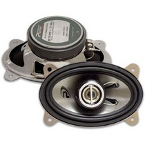 "2007-9999 Saturn Aura Performance Teknique 400W 4""x 6"" 2-Way Coaxial Speakers"