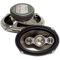 "2007-9999 Saturn Aura Performance Teknique 700W 6""x 9"" 4-Way Coaxial Speakers"