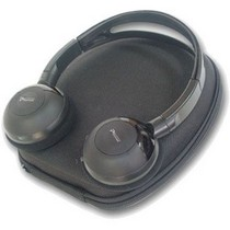 1993-1997 Toyota Supra Performance Teknique Dual Channel IR Headphones with Carry Case