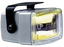 1966-1971 Jeep Jeepster_Commando PIAA 2000 Series Plasma Ion Yellow Fog Lamp