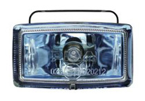 1966-1971 Jeep Jeepster_Commando PIAA 2000 Series Xtreme White Plus Fog Lamp