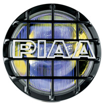 2004-9999 Nissan Titan PIAA 520 Series Ion Crystal Black Driving Lamp