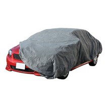 All Jeeps (Universal), Universal Pilot Uni-Tech Single Layer Car Cover C2, Fits 158 to 170