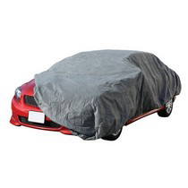 All Jeeps (Universal), Universal Pilot Uni-Tech Single Layer Car Cover C3, Fits 171 to 200