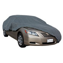 All Jeeps (Universal), Universal Pilot Tri-Tech Triple Layer Car Cover C4, Fits 201 to 228