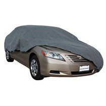 All Jeeps (Universal), Universal Pilot Tri-Tech Triple Layer Car Cover C5, Fits 229  to 264