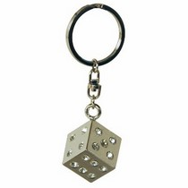 All Jeeps (Universal), All Vehicles (Universal), Universal Pilot Crystal Dice Keychain