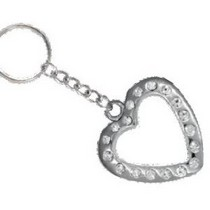 All Jeeps (Universal), All Vehicles (Universal), Universal Pilot Crystal Heart Keychain