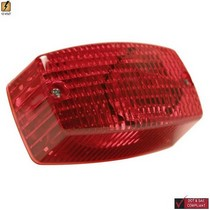 1998-2000 Mercury Mystique Pilot Rectangular Tail Light, Stop & Turn Signal