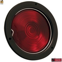 1998-2004 Lexus Lx470 Pilot Steel Housing Stop, Turn & Tail Light (Black)