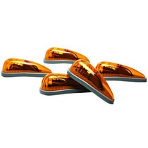 1999-2007 Ford F350 Pilot Cab Marker Light Kit (5 PC)