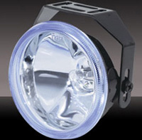 "2004-9999 Nissan Titan Pilot Driving Lights - 4"" Round Hid Kit (White)"