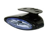 2008-9999 Ford Escape Pilot Motorsports Foglights - H.I.D. Driving Lamp (White Beam / Indigo Lens)