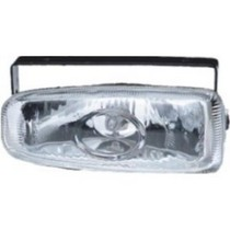 "1992-1996 Chevrolet Caprice Pilot 5""x1-7/8"" to 1-1/4 Teardrop Driving Light Kit"