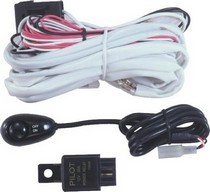 All Jeeps (Universal), Universal Pilot Wiring Harness Kit w/ Micro Bug Switch/Relay for Mini Series