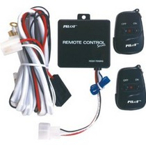 1958-1958 Chevrolet Delray Pilot Wiring Harness Kit w/ Wireless Remote
