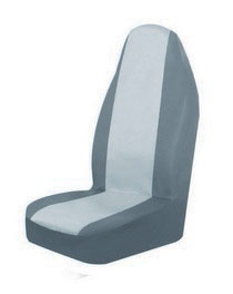 1963-1967 Chevrolet Corvette Pilot Westwood Bucket Seat Cover (Gray)