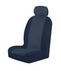 1963-1967 Chevrolet Corvette Pilot Westwood Low Back Seat Cover (Black)