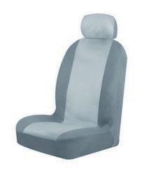1963-1967 Chevrolet Corvette Pilot Westwood Low Back Seat Cover (Gray)