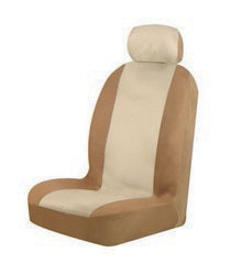 1963-1967 Chevrolet Corvette Pilot Westwood Low Back Seat Cover (Tan)